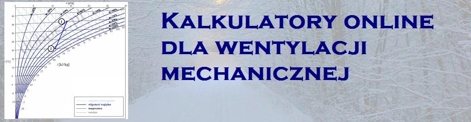 Wentylacja mechaniczna z odzyskiem ciepła – kalkulatory on do obliczeń